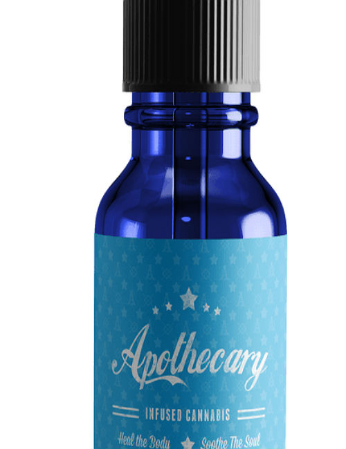 Apothecary Indica Tincture (29ml)