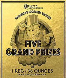 THE GREAT WILLY WONKA GOLDEN TICKET GIVEAWAY!