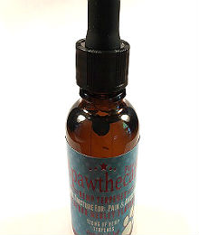 Apothecary Cannabis CBD Infused Pet Tincture (120mg CBD)