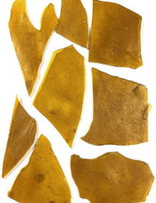 Blueberry Kush Cannabis Shatter (Dabs) (1g)