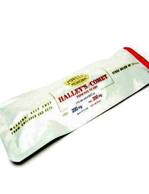 Halley's Comet Cannabis Phoenix Tears Oil 1ml