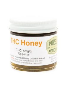 Cannabis THC-Honey-50g